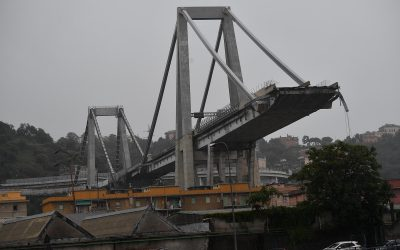 Il Magnifico Rettore Enzo Siviero al Corriere della Sera sul Ponte Morandi