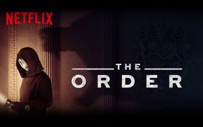The Order: la nuova serie di Netflix