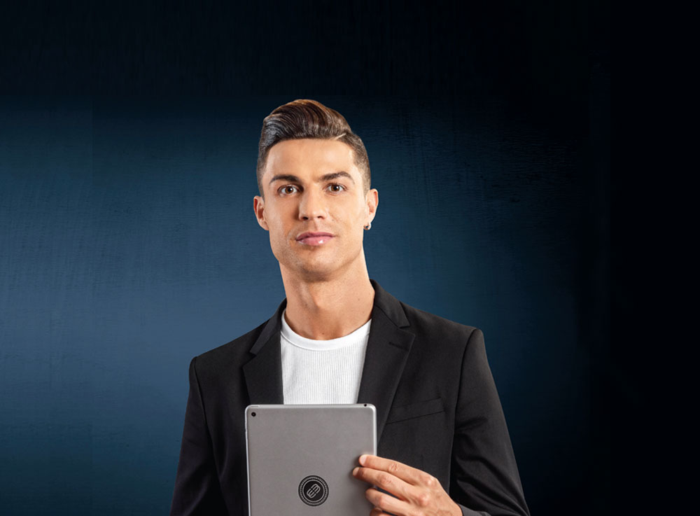 Cristiano Ronaldo testimonial dell'Università eCampus ...
