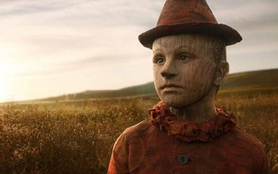 A Natale nelle sale il film di Pinocchio