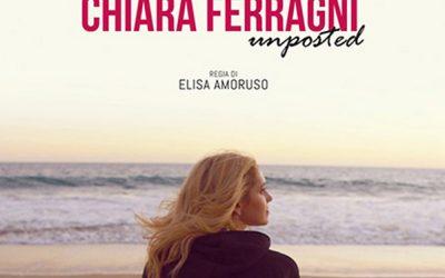 """""""Chiara Ferragni-Unposted"""" dal 29 novembre su Amazon Prime Video"""