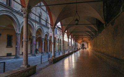 I portici di Bologna in nomination per il patrimonio mondiale dell'Unesco 2020