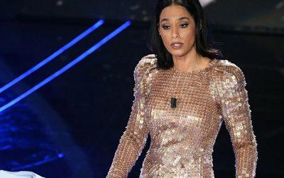 Sanremo 2020, Rula Jebreal commuove l'Ariston