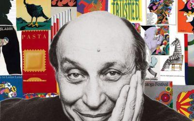 Milton Glaser, si è spento il più famoso grafico newyorkese