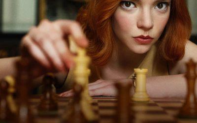 La regina degli scacchi, nuova serie Netflix