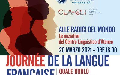 """Webinar """"L'Università eCampus presenta: Jurneè de la langue française"""""""