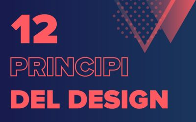 I 12 PRINCIPI DEL DESIGN