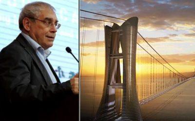 """Ponte sullo Stretto, Sicilia e Calabria: «Basta perdere tempo!» Ing. Siviero: """"Abitare il Ponte"""" è possibile"""