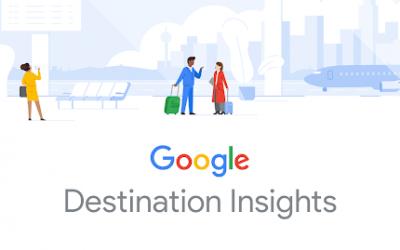 Google Destination Insight: il nuovo impegno a sostegno del turismo: