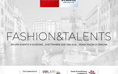 La moda nella capitale riparte con Fashion & Talents