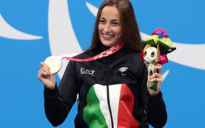 Per la campionessa Giulia Terzi arriva anche la laurea